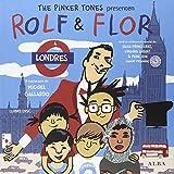 Rolf & Flor a Londres (Infantil ilustrado)