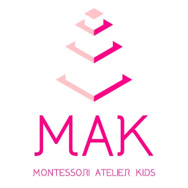 Capitanes Fantasticos Escuelas Montessori Valencia MAK Montessori Atelier Kids Logo