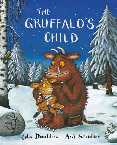 Capitanes Fantasticos The Gruffalo's Child La Hija del Grufalo Cover Libro