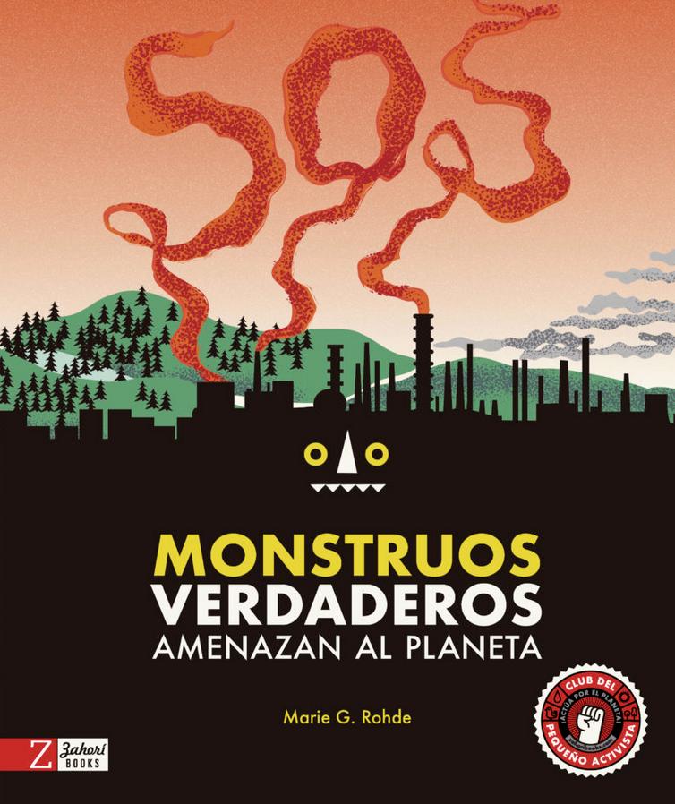 SOS Monstruos Verdaderos Portada