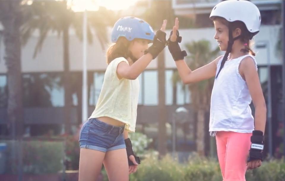 Capitanes Fantasticos Beneficios del Patinaje Niños Amigos