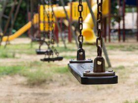 Capitanes-Fantasticos-Parques-infantiles-Columpio-vacio