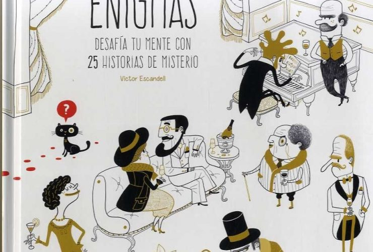 Capitanes Fantasticos Libros Enigmas Vistor Escanddell