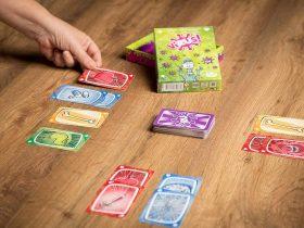 Capitanes Fantasticos Juegos para niños familia Virus Cartas